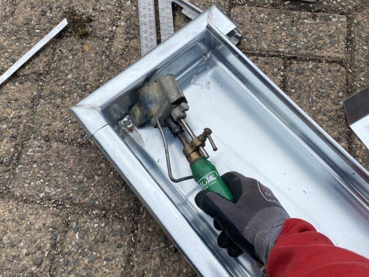 Dakgoten in zink of koperen uitvoering - dakdekker