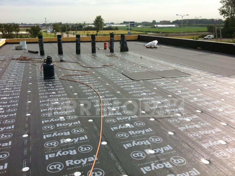 Nieuwbouw – waterdichte daksystemen - dakdekker Primodak