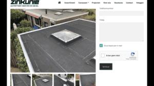 Waardering van ZinkUnie BV, grootleverancier en fabrikant van dakmaterialen