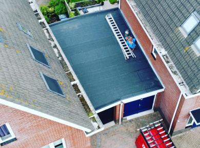 dakbedekking vervangen