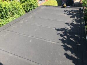 plat dak laten repareren